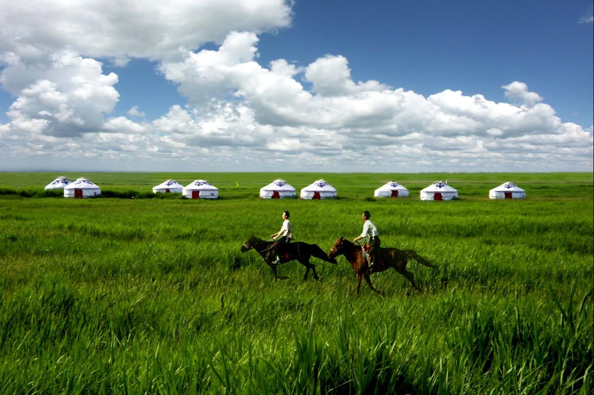張北草原二日游